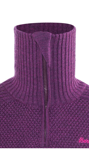 Bergans Ulriken sweater Dames violet